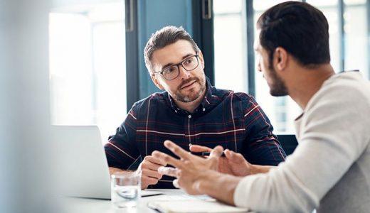 گفتگوی درون سازمانی